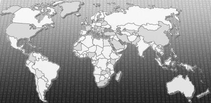 FortiWorldMap3 ¿Quiénes son los principales exportadores de malware a nivel mundial? ¿Y los afectados?