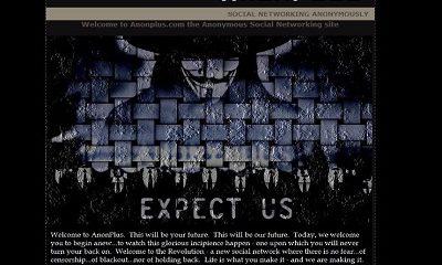Anonplus, así se llama la nueva red social de Anonymous