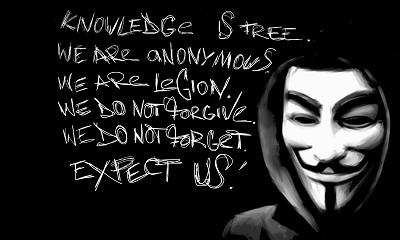 Anonymous continúa su guerra contra PayPal