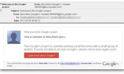 google-plus-spam