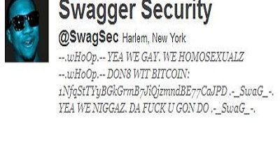 SwagSec ataca la web de Justin Bieber y Amy Winehouse