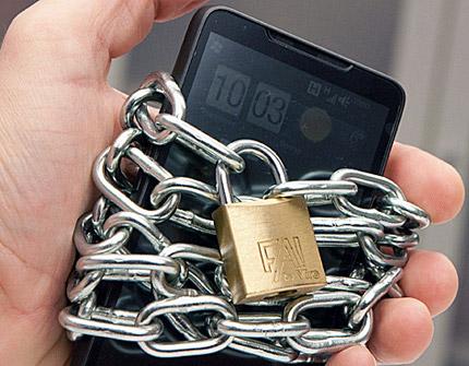 Virus en smartphones
