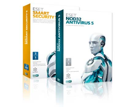 ESET presenta ESET Smart Security 5 y ESET NOD 32 Antivirus 5