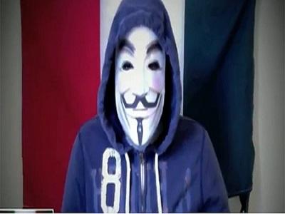 Anonymous amenaza a un cártel de la droga de México