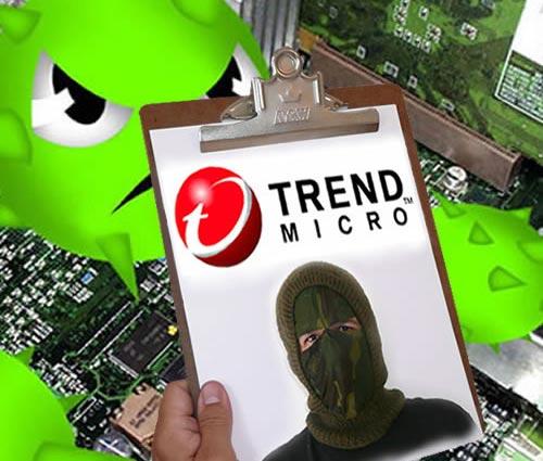 Amenazas Trend Micro
