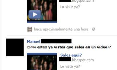 Trampa Facebook