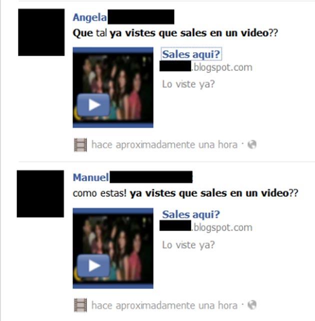 trampa facebook ¿Sales en un vídeo? No, es otro engaño en Facebook