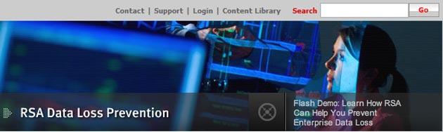 RSA Data Loss Prevention Suite (DLP)