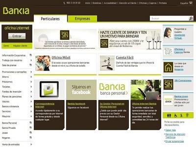Nuevo fraude a través de phishing en nombre de Bankia