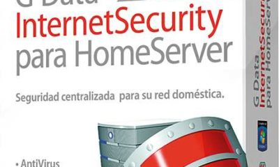G Data lanza InternetSecurity Home Server