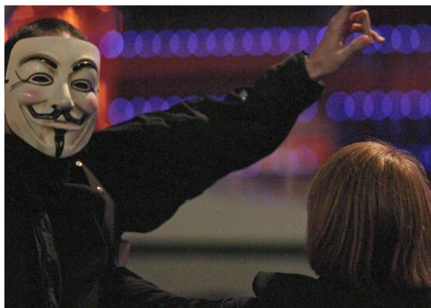 Anonymous tumba la web de la Academia de Cine y de los premios Goya
