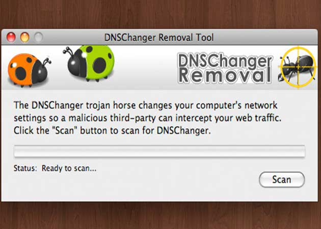 Comprueba si estás infectado con DNS-Changer o no podrás navegar a partir de marzo 55