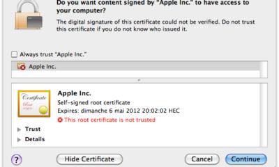 Nueva variante de Flashback ataca sistemas Mac OS X 80