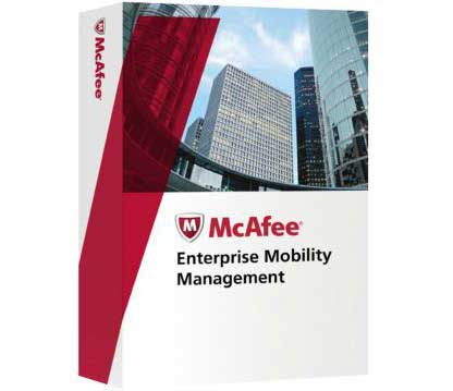 McAfee presenta el Enterprise Mobility Management 10.0 49