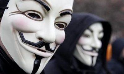 Detenidos 4 miembros de Anonymous en España 88