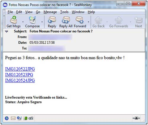 Spammers utilizan Dropbox para inyectar malware 51