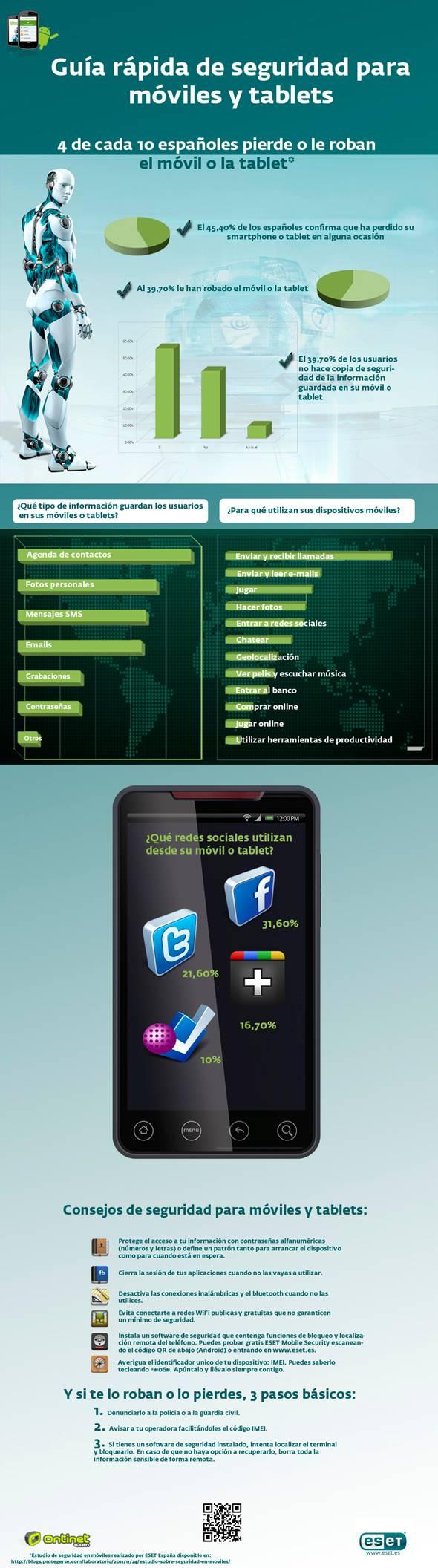 Consejos básicos ESET de seguridad en móviles y tabletas 51