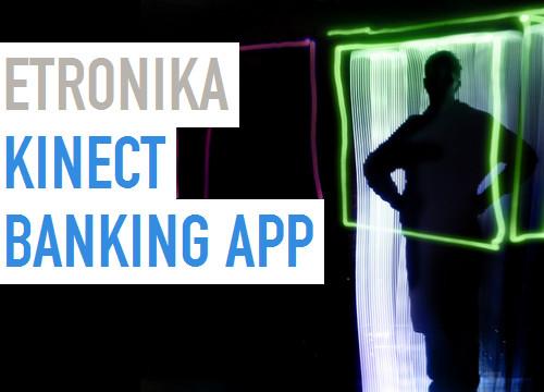 Kinect para banca en línea, autenticación cómoda y segura 49