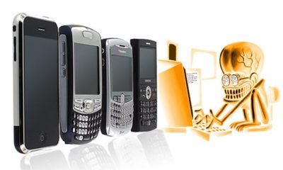 Banca en línea y smartphones son los objetivos principales de los ciberdelicuentes 65