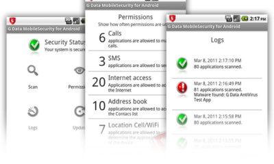 G Data ofrece el MobileSecurity gratis para smartphones y tablets Samsung 84