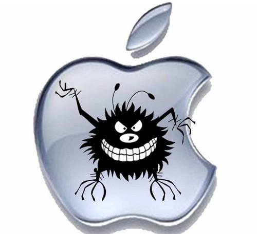 ¿No decías que los productos Apple no tenían virus?