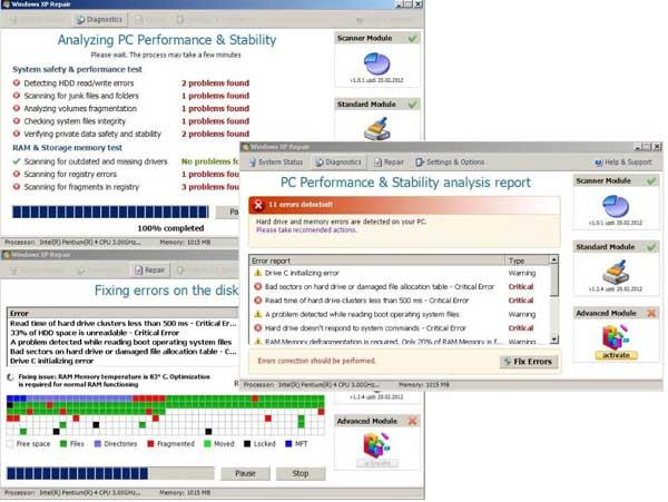 Nuevo malware pide 80 dólares por arreglar tu disco duro; es una estafa no pagues 46