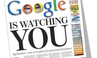 ¿Cúanto sabe Google sobre ti? ¿Cómo recopila la información? ¿Para qué la usa? 64