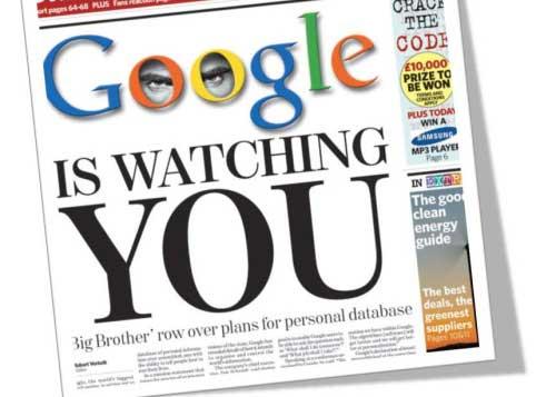 ¿Cúanto sabe Google sobre ti? ¿Cómo recopila la información? ¿Para qué la usa? 49