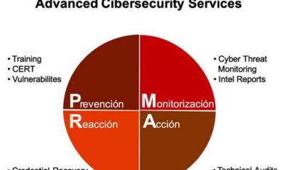 S21sec presenta nuevo servicio Advanced Cibersecurity Services 72