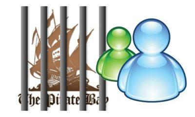 Microsoft confirma el bloqueo de links The Pirate Bay ¿seguridad o censura? 49