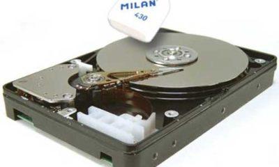 Uno de cada diez discos duros de segunda mano contienen datos personales 84