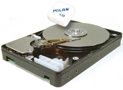 Uno de cada diez discos duros de segunda mano contienen datos personales 49