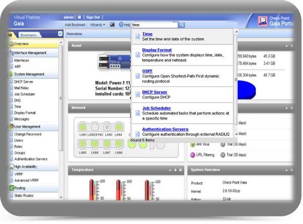 Check Point presenta nuevas soluciones de seguridad ThreatCloud y GAiA 55
