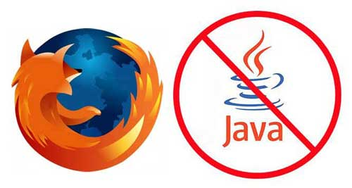Mozilla bloquea vulnerabilidades de Java en Firefox