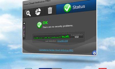 Panda Cloud Antivirus es el mejor antivirus gratuito según AV-Test 60