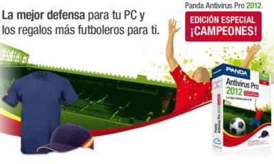 Panda Security regalará 2 años de protección si España gana la Eurocopa 94