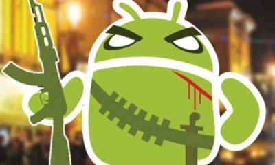 Kav alerta de la extensión de la red zombi móvil RootSmart 74