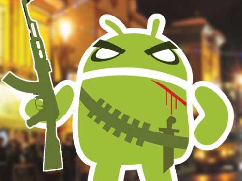 Kav alerta de la extensión de la red zombi móvil RootSmart 49