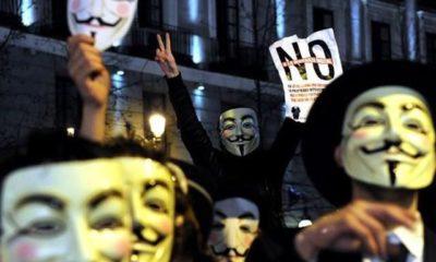 Anonymous tumba sitios web gubernativos del Reino Unido 69