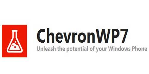 Cierra el proyecto oficial ChevronWP7 para Windows Phone 47