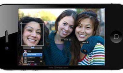 Reconocimiento facial en iPhone 5 para autenticación y uso multiusuario 52