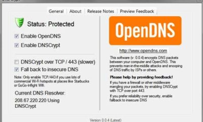 DNSCrypt para seguridad DNS, ahora disponible para sistemas Windows 47