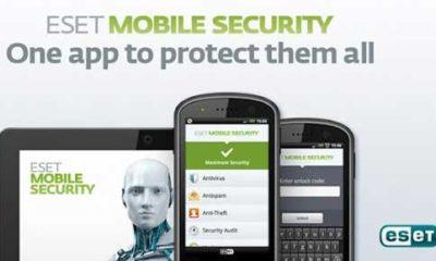 Nueva versión ESET Mobile Security en Google Play 57