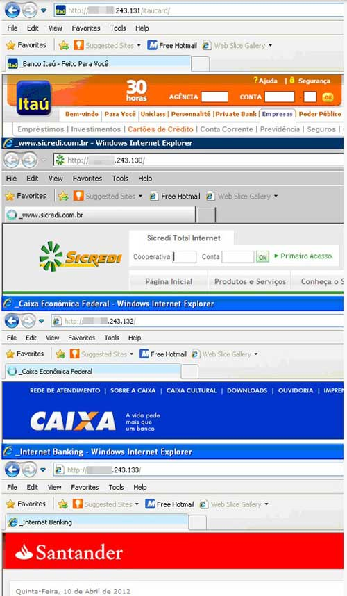 Falso GoogleChrome 2 Falso Chrome listo para robar datos bancarios