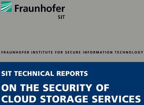 ¿Son seguros los servicios de almacenamiento en nube? 47