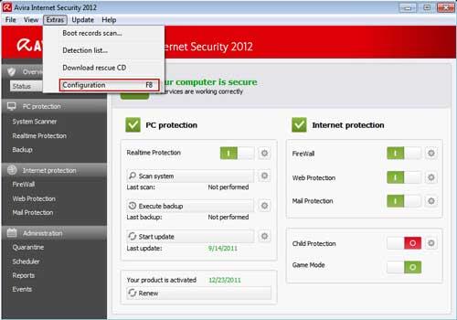 Actualización Avira paraliza millones de PCs con Windows 47