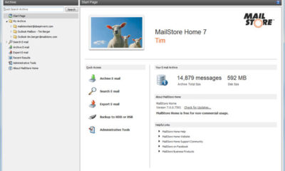 MailStore-Home