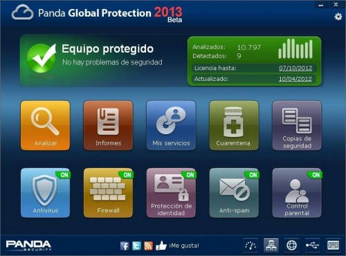 Panda Security lanza la beta II de Panda Global Protection 2013 47