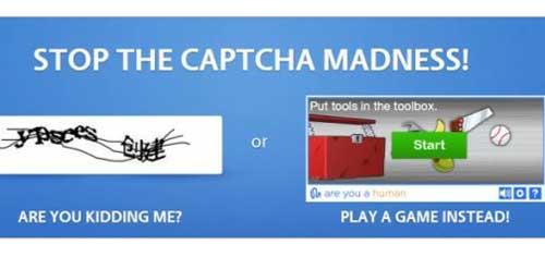 PlayThru sustituye el odioso CAPTCHA con un juego 49