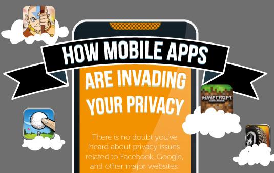 Infografía: Cómo invaden la privacidad las aplicaciones móviles 47